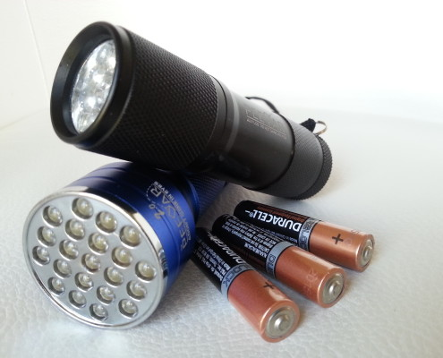 PeeDar & PeeDar 2.0, with AAA Alkaline Batteries