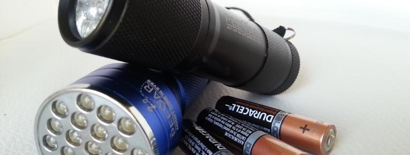 PeeDar & PeeDar 2.0, with AAA Alkaline Batteries