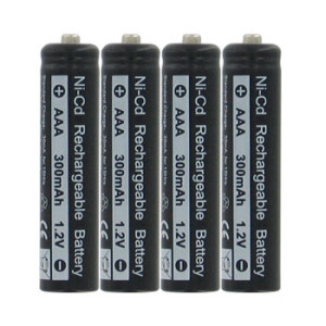 NiCd AAA Rechargeable Battery