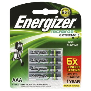 NiMH AAA Rechargeable Battery
