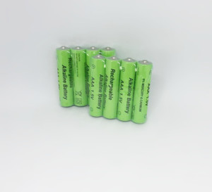 Alkaline AAA Rechargeable Battery