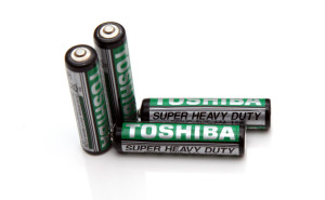 Heavy Duty AAA Single Use Battery