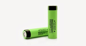 Lithium-ion 8650 Rechargeable Battery
