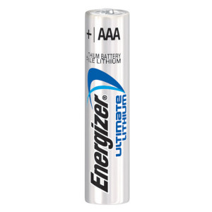 Lithium AAA Single Use Battery
