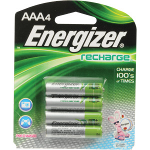 Pre-charged NiMH AAA Rechargeable Battery